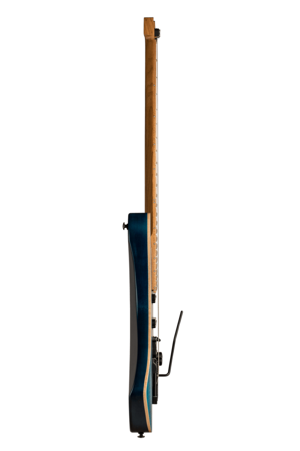 Boden Standard 7 maple flame blue side view