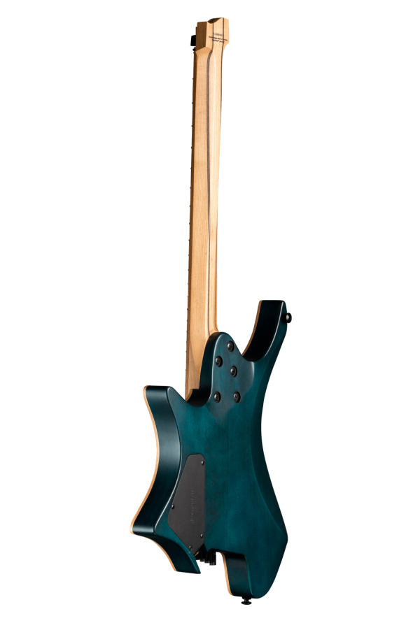 Boden Standard 7 maple flame blue back view