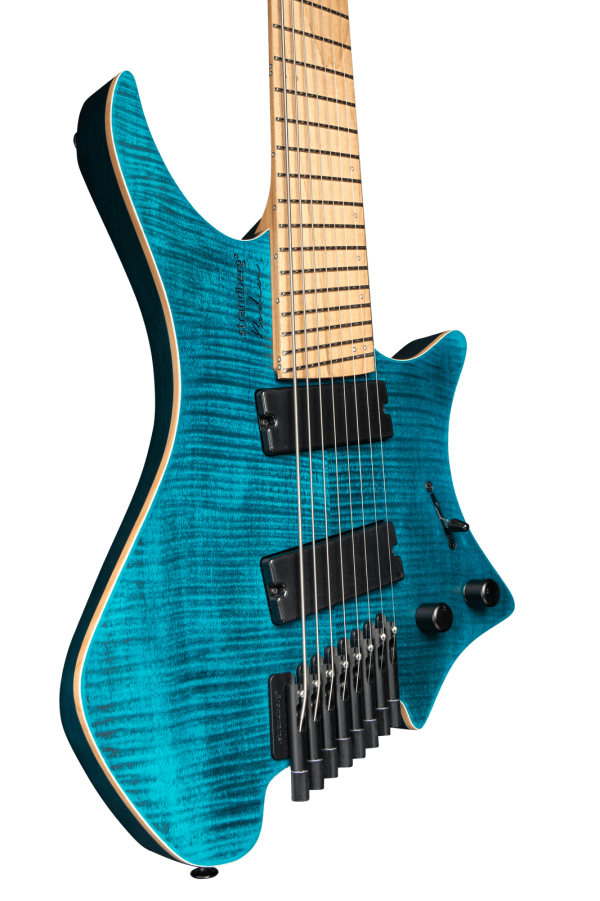 Boden Standard 8 maple flame blue
