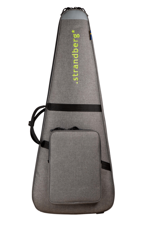 Strandberg gig-bag front view