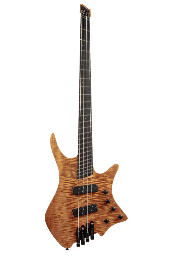 Boden Bass Prog 4-string bass Brown