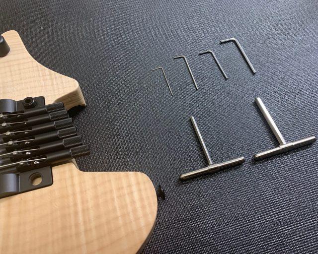 Headless Guitar Tools