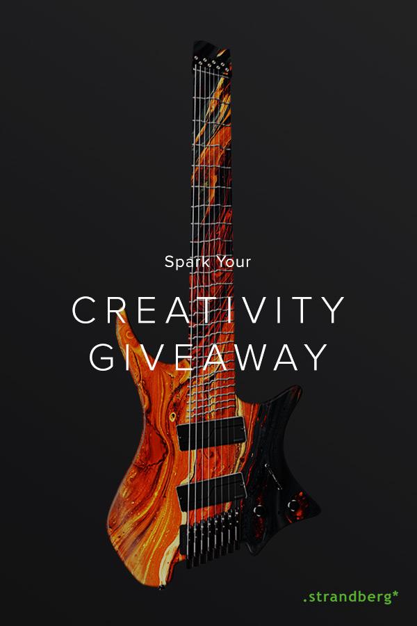 Headless guitars project spark custom guitar